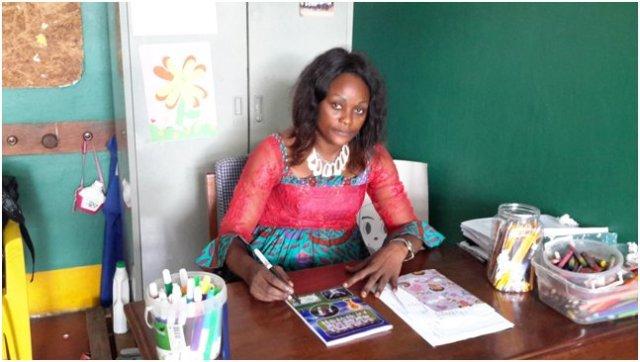 Florence MBUAKI NGANA